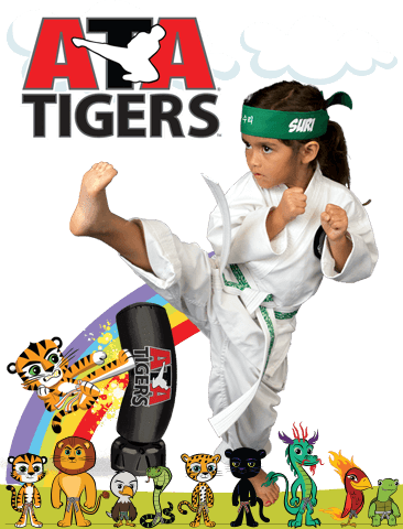 ATA Martial Arts Innovate Martial Arts - ATA Tigers
